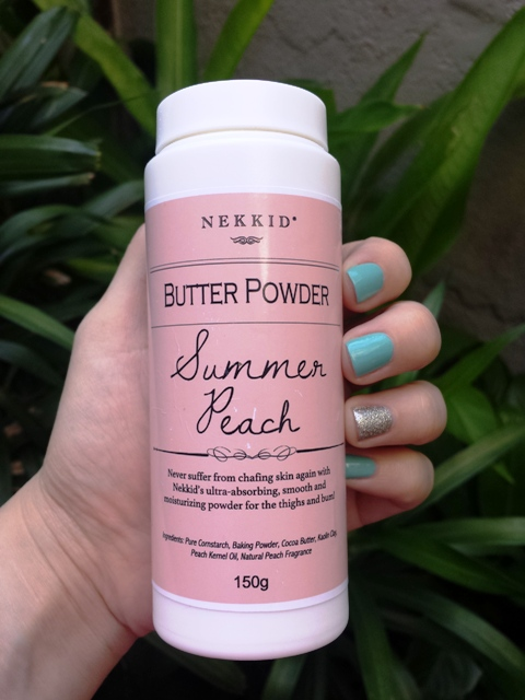 Nekkid Butter Powder (Thighs and Butt Powder)